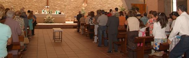 Grupos Parroquia Santa Maria de Montecanal Zaragoza